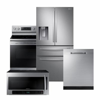 Samsung Stainless Steel Package