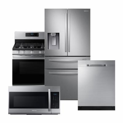 Samsung Stainless Steel Package with Fingerprint Resistant