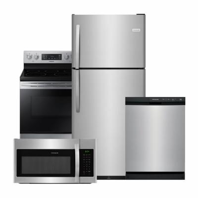Frigidaire Stainless Steel Package