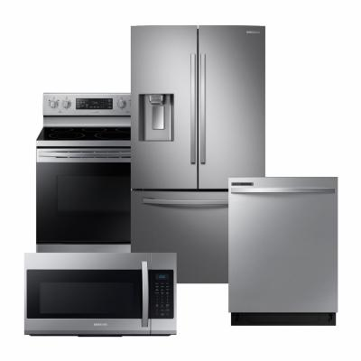 Samsung Stainless Steel Package with CoolSelect Pantry