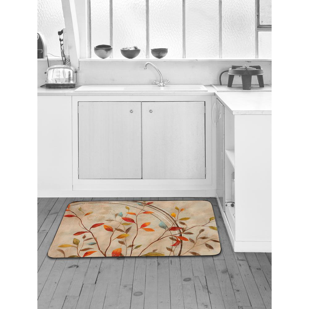 Kitchen Rugs And Mats: Home Dynamix Designer Chef Autumn's Delight 24 In. X 36 In