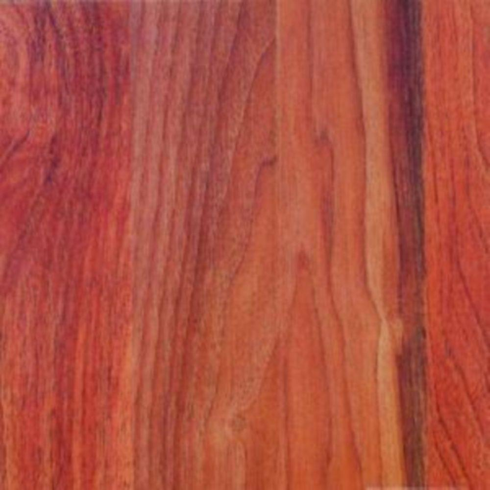 Faus Mahogany Santos Laminate Flooring - 5 in. x 7 in. Take Home Sample-DISCONTINUED