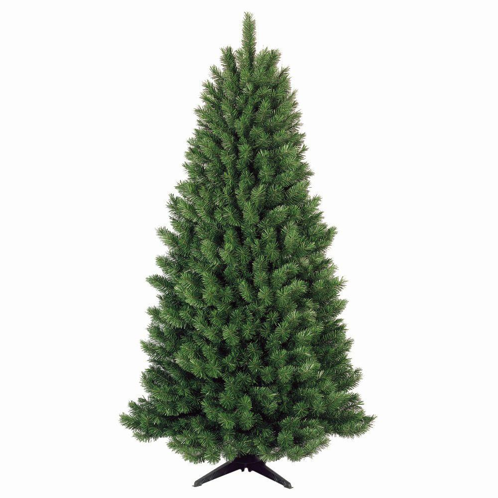 General Foam 6.5 ft. Half Artificial Christmas Tree