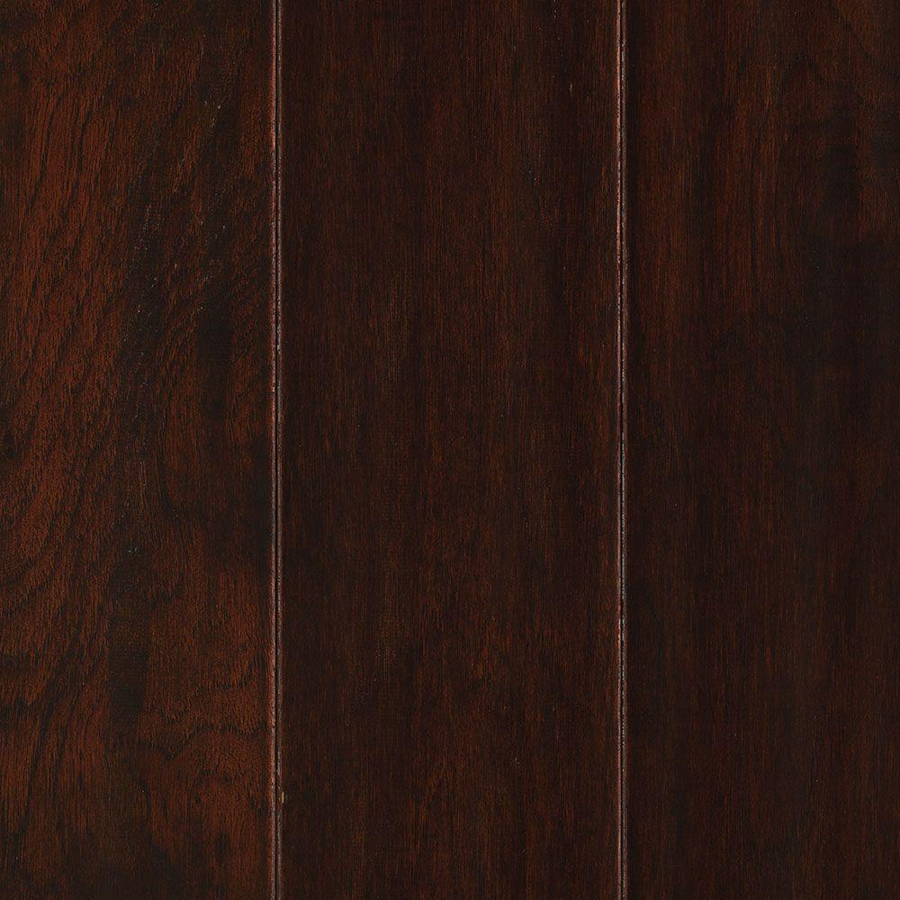 Duplin Chocolate Hickory 3/8 in. Thick x 5-1/4 in. Wide x Random Length Engineered Hardwood Flooring (22.5 sq. ft./case)