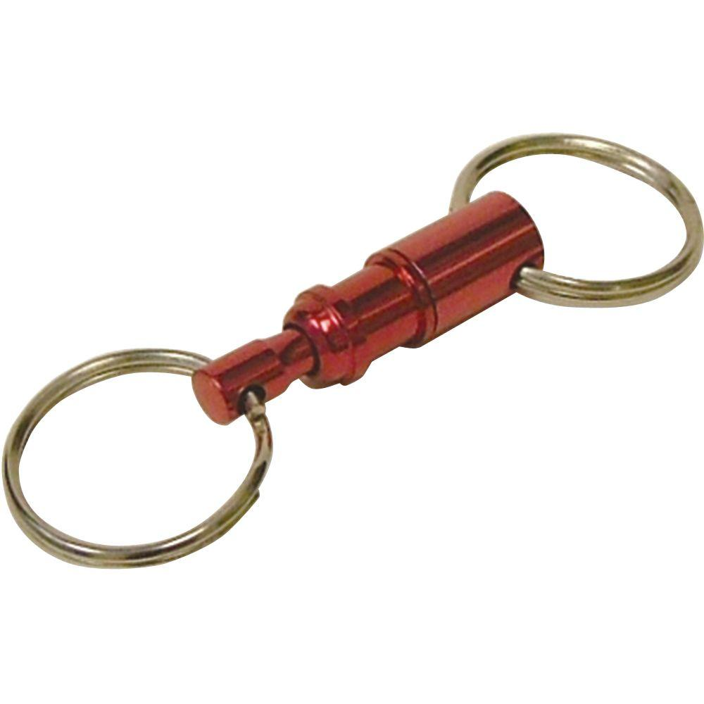 Color Pull Apart Key Ring