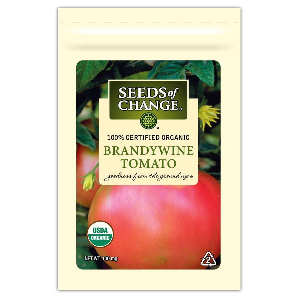 Seeds of Change Tomato Brandywine (1-Pack)