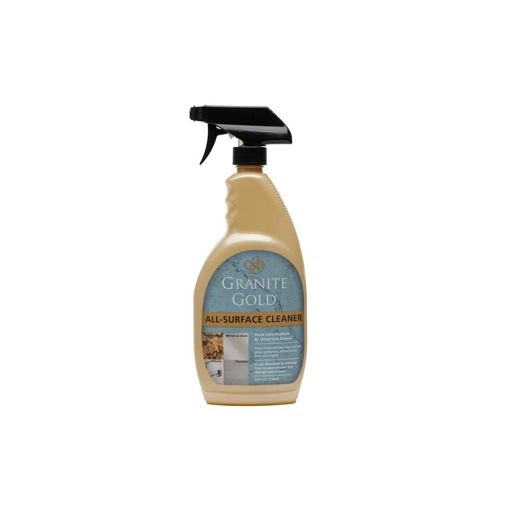 Granite Gold 24 oz. All-Surface Cleaner-GG0003 - The Home Depot