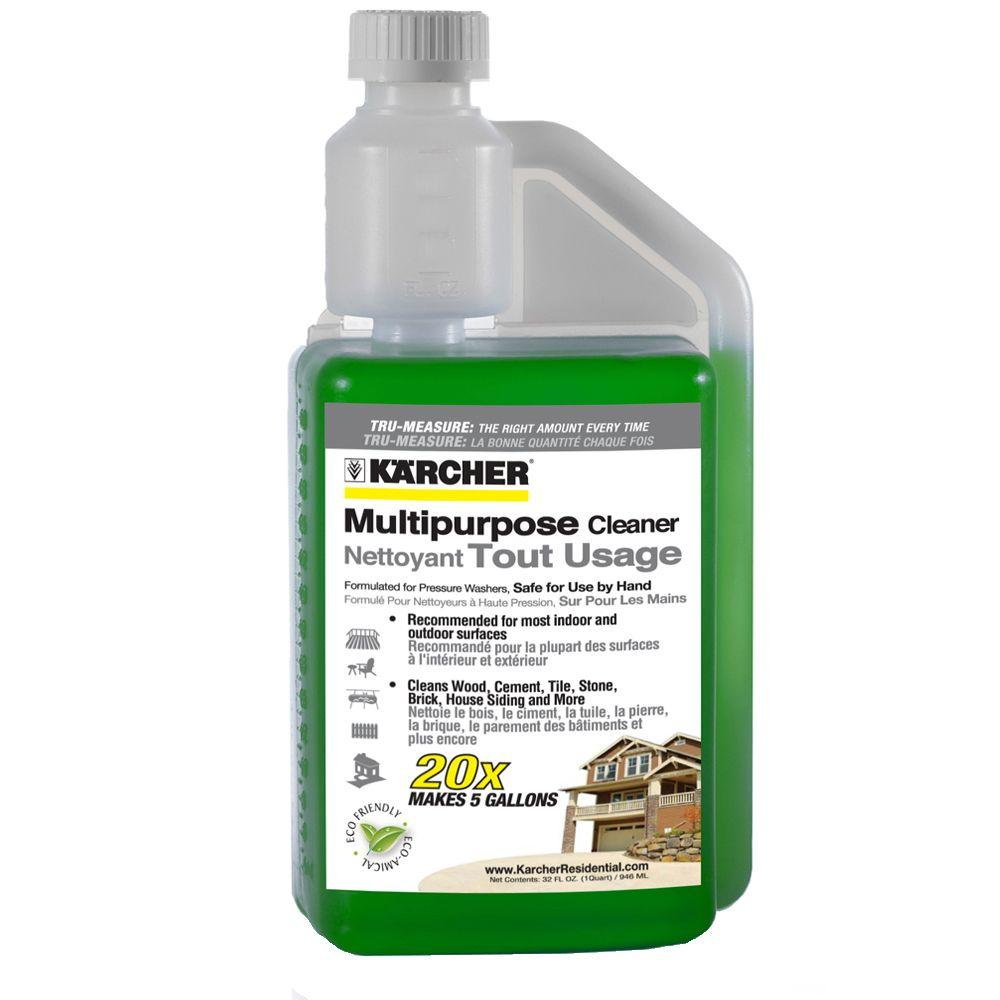 Karcher 1 qt. All Purpose Cleaner 20x Concentrate