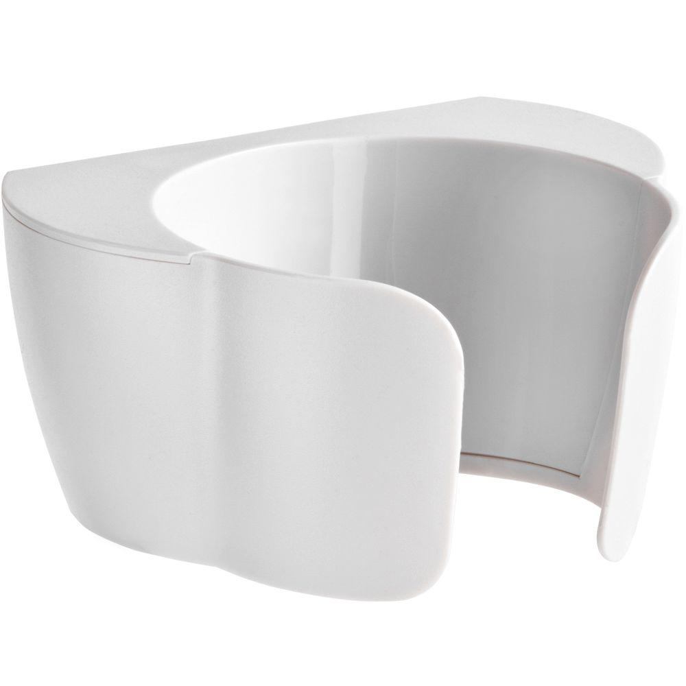 Better Living Products B. Smart Hair Dryer Holder in White