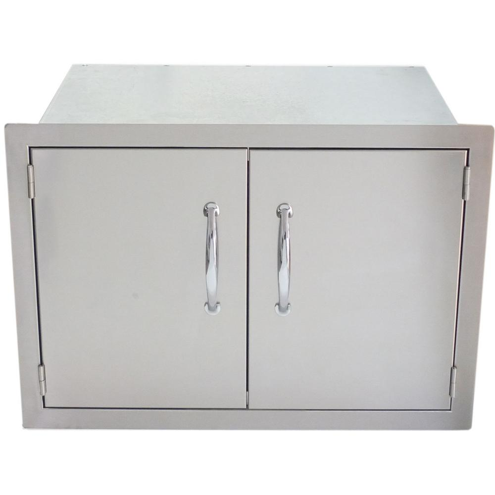 Classic Series 30 in. 304 Stainless Steel Dry Storage