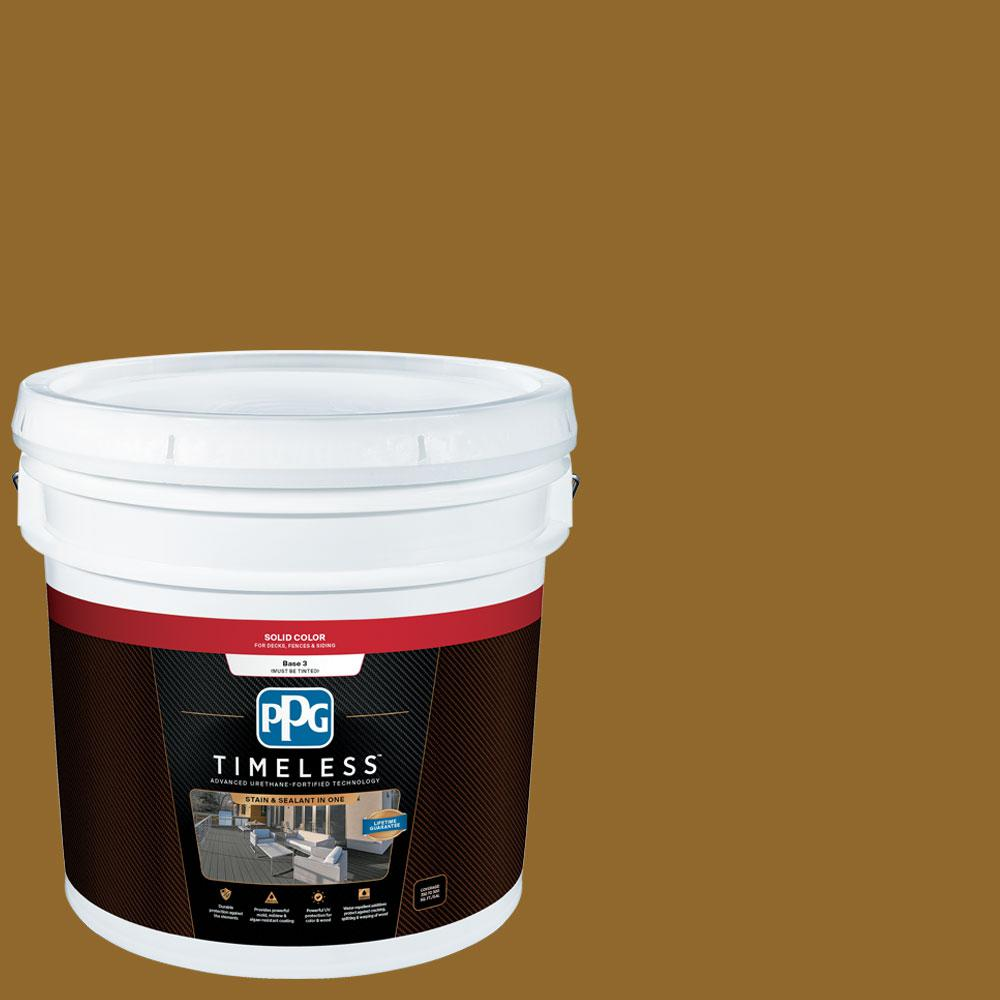 3 gal. TSC-27 Golden Ember Solid Exterior Stain