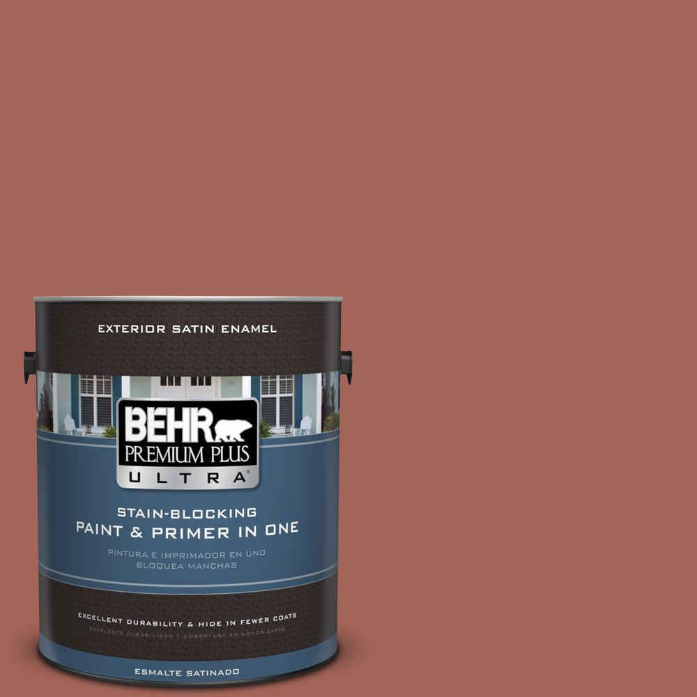 BEHR Premium Plus Ultra Home Decorators Collection 1-gal. #HDC-CL-08 Sun Baked