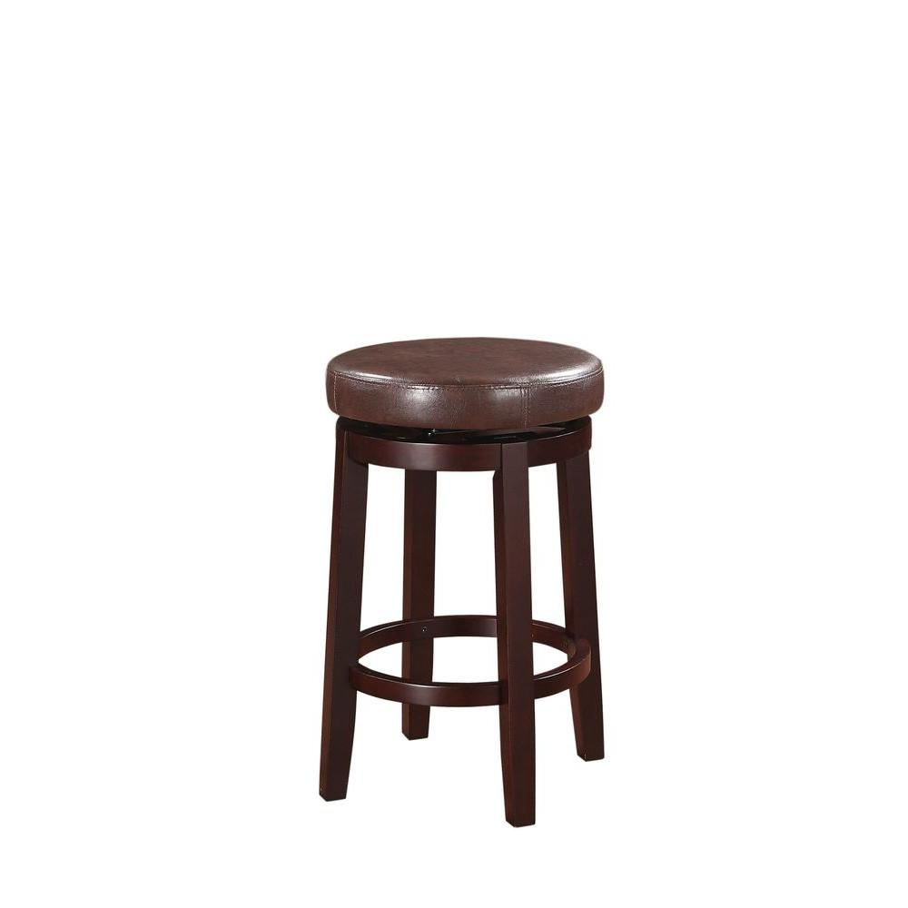 Home Decorators Collection Triena Craftsman Counter Stool