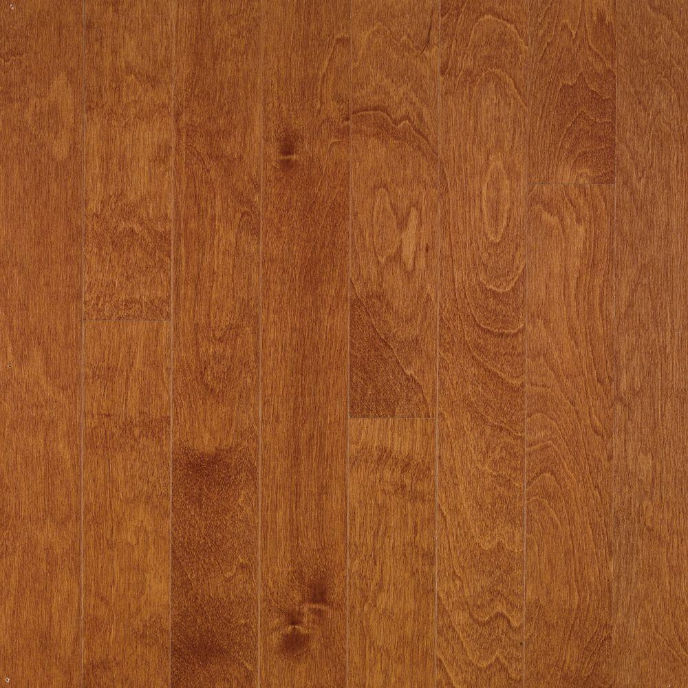 Town Hall Exotics 3/8 in. Thick x 5 in. Wide x Random Length Birch Derby Engineered Hardwood Flooring (28 sq. ft./case)