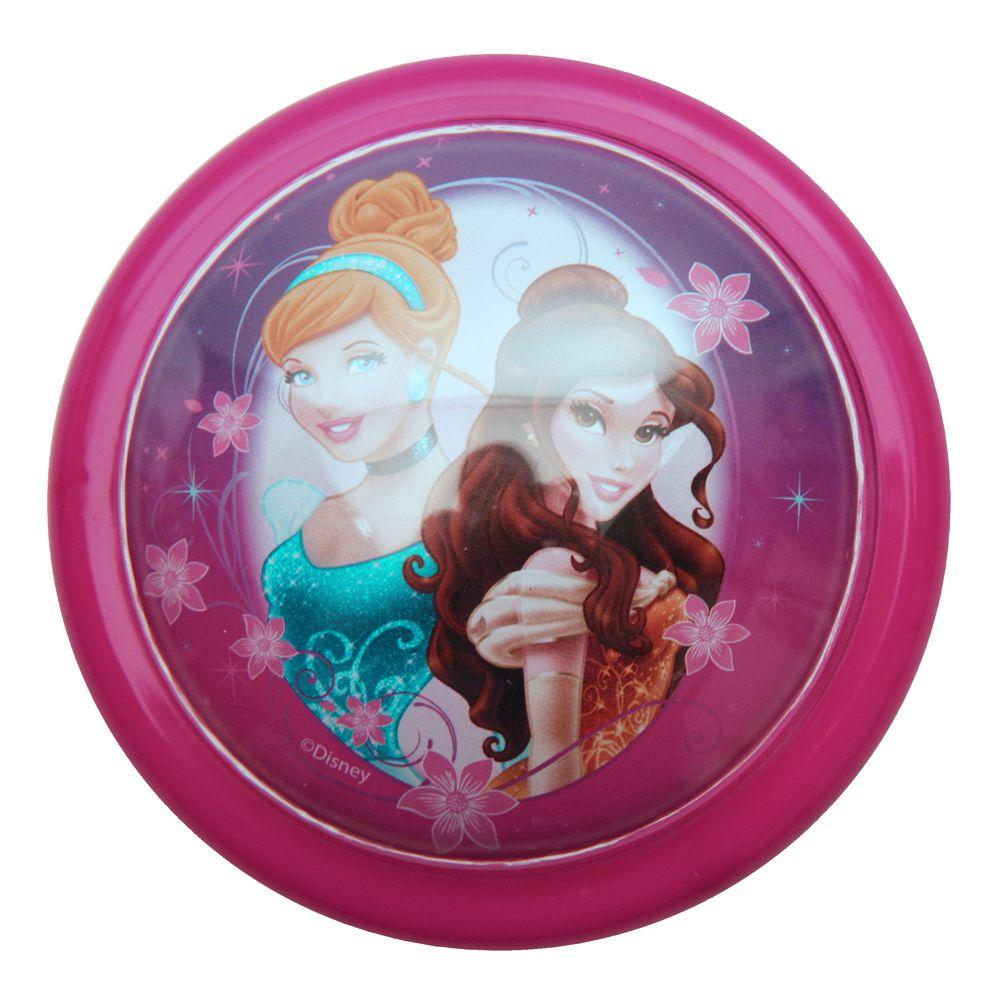 Meridian Disney Princess Manual Incandescent Tap Night Light-11116 - The Home