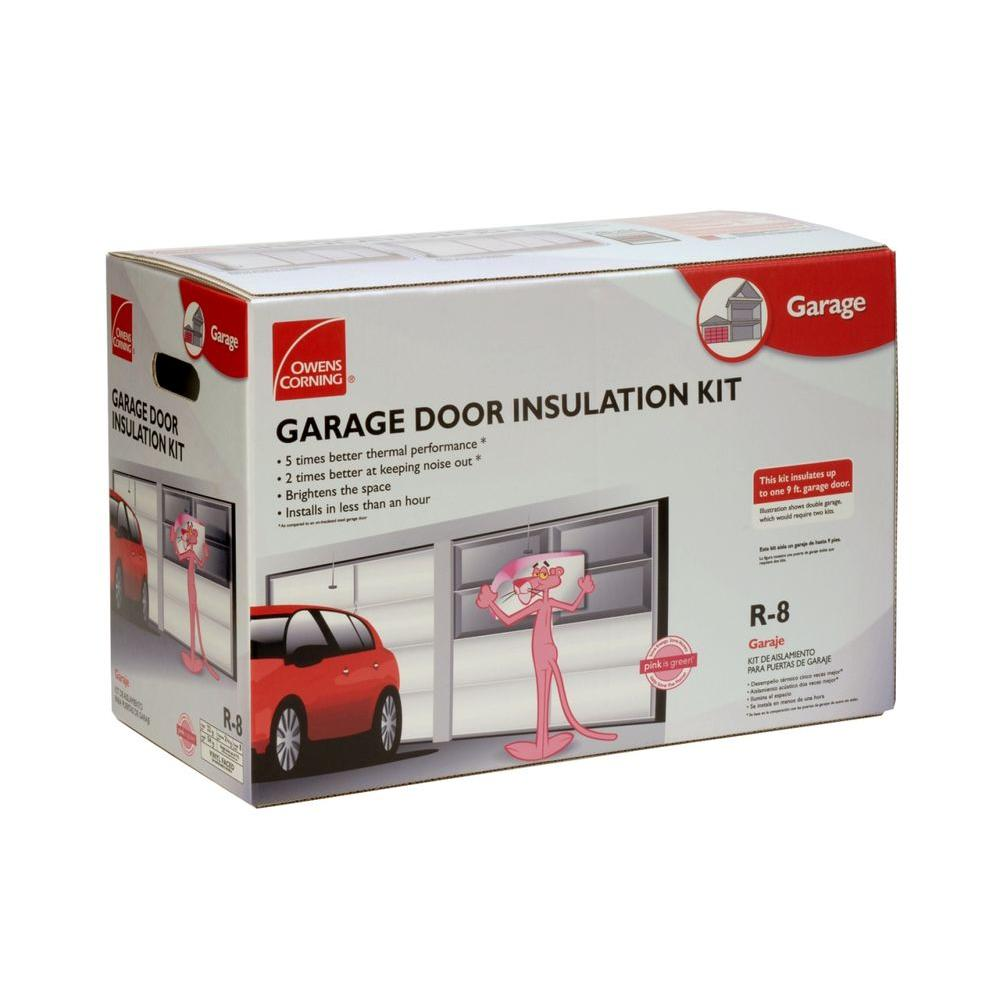 the kit top insulation of best door owens attach guide garage buying corning reviews