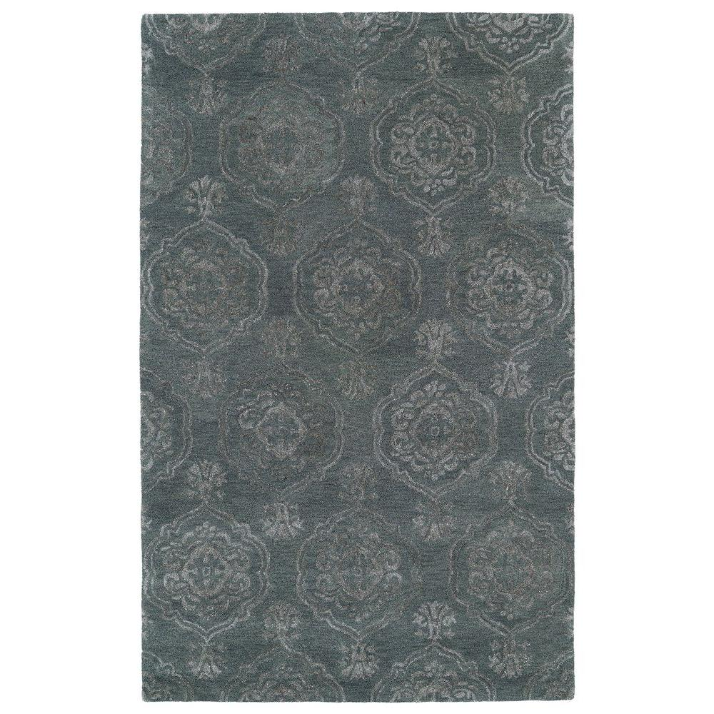 Divine Pewter Green 5 ft. x 7 ft. 9 in. Area