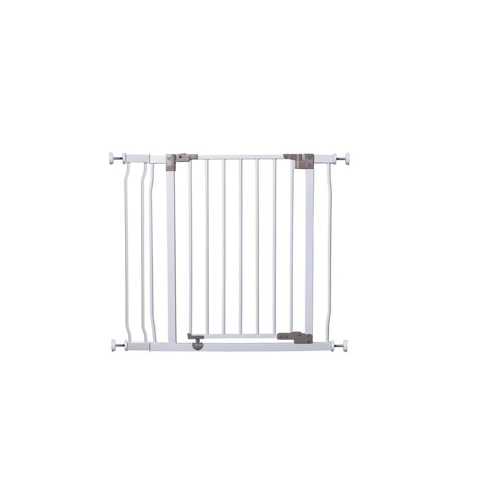 30 in. H Liberty Auto-Close Security Gate with 3.5 in. Extension