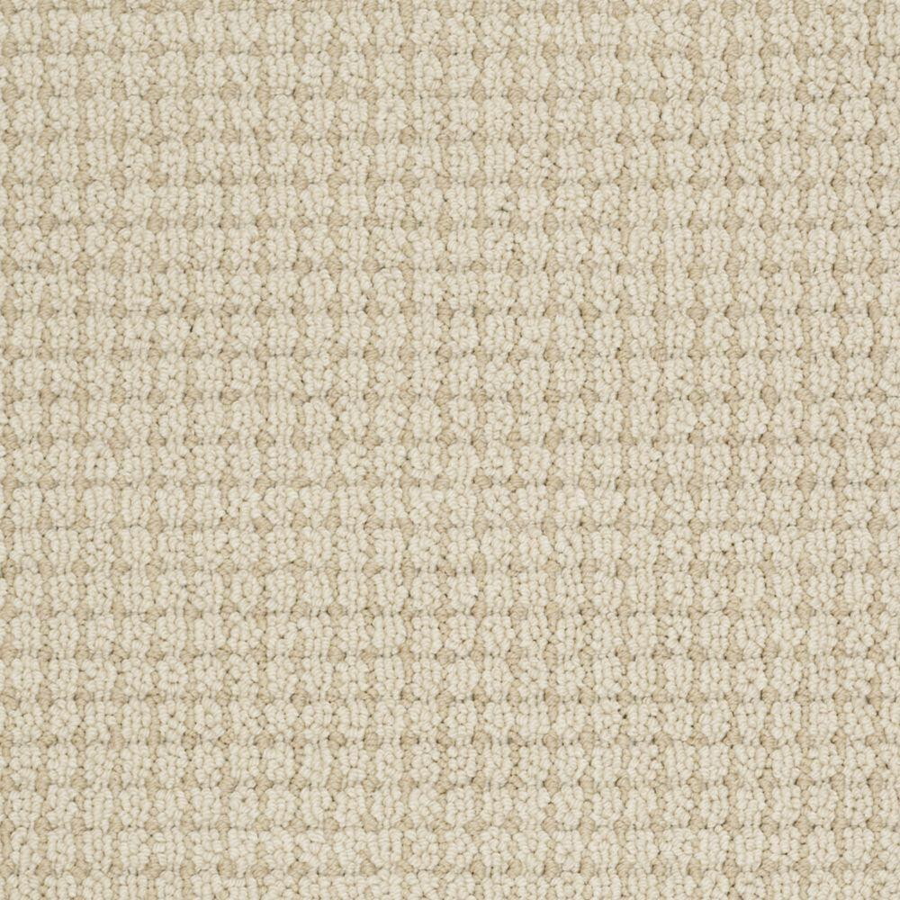 Martha Stewart Living Gloucester Hill - Color Buckwheat Flour 6 in. x 9 in. Take Home Carpet Sample