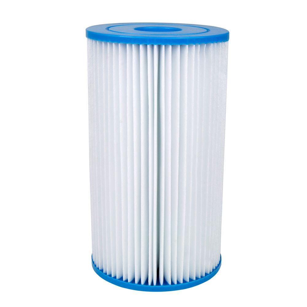"Replacement Filter Cartridge for Intex Easy Set Pool ""B"" 59901W Filter"