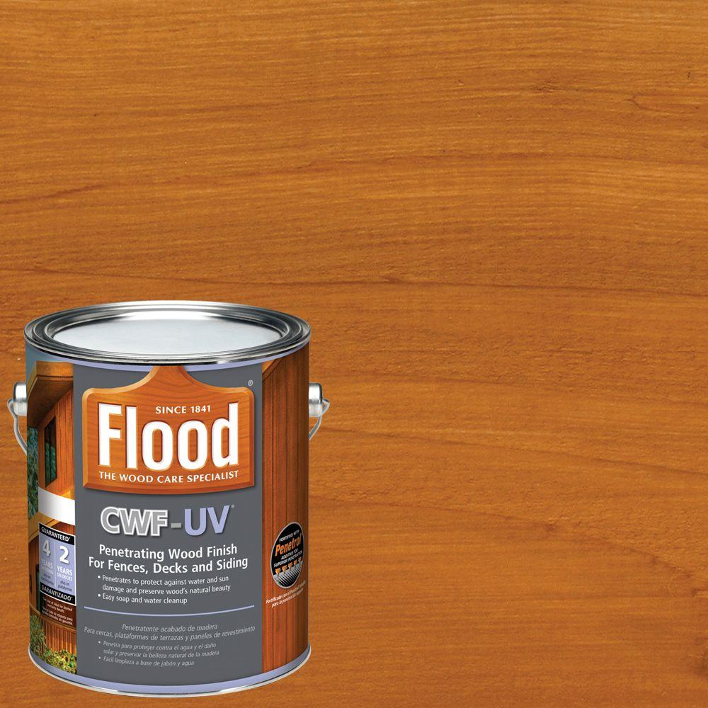 1 gal. Cedar Tone CWF-UV Oil Based Exterior Wood Finish