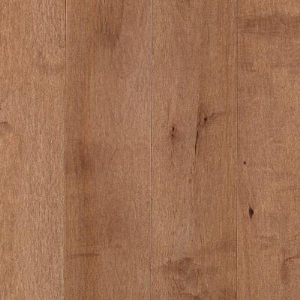 Take Home Sample - Portland Crema Maple Solid Hardwood Flooring - 5 in. x 7 in.
