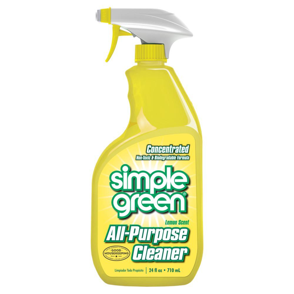 24 oz. Lemon Scent All-Purpose Cleaner