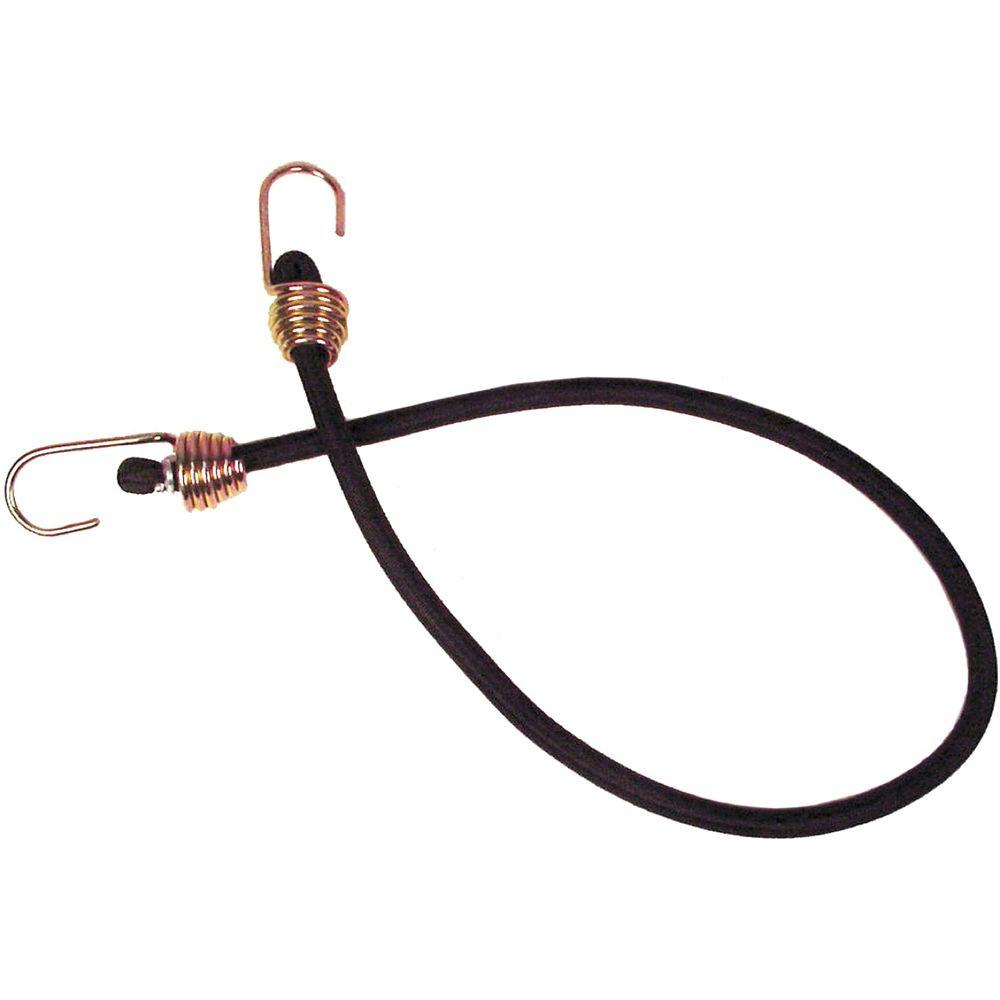 32 in. Heavy Duty Bungee Cord with Dichromate Hook