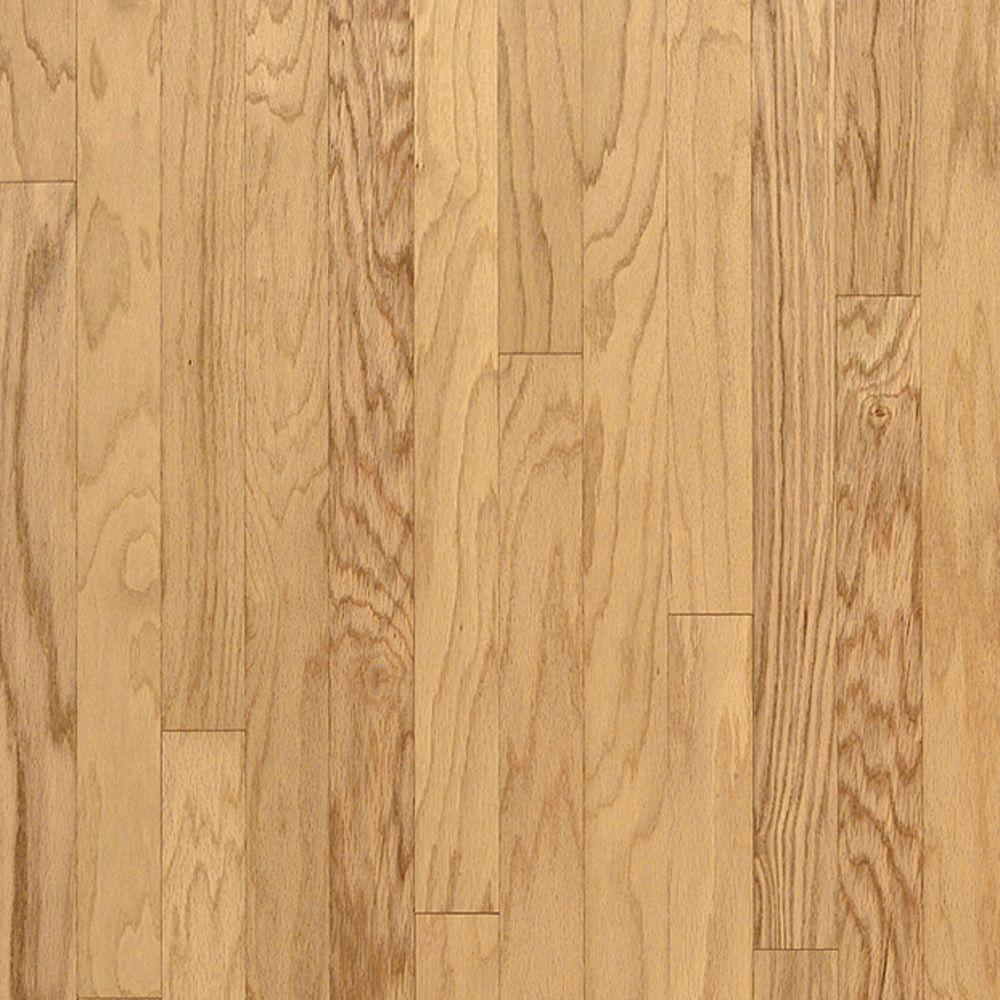 Town Hall Oak Natural 3/8 in. Thick x 3 in. Wide x Random Length Engineered Hardwood Flooring (30 sq. ft. / case)