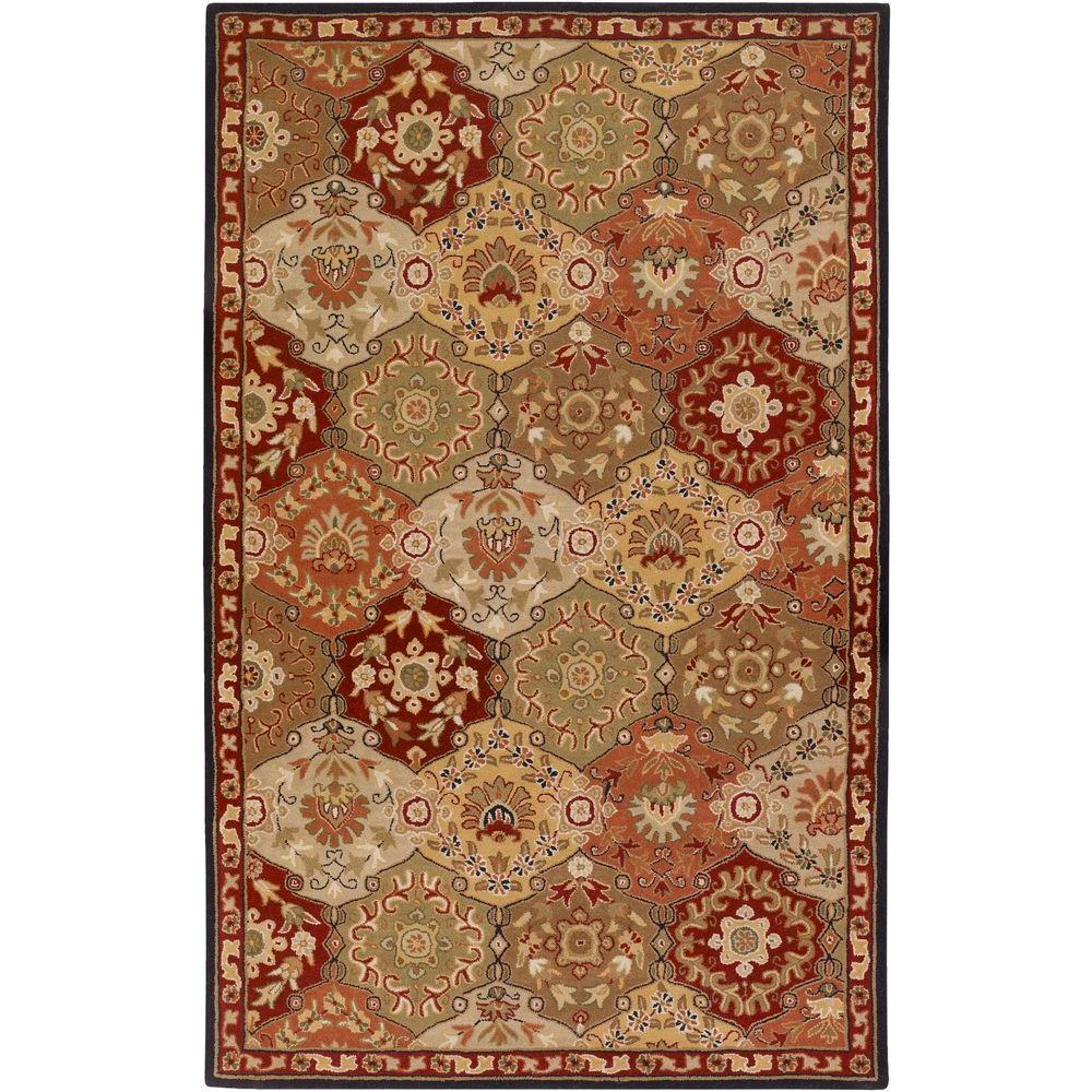 Artistic Weavers John Red 2 ft. x 3 ft. Accent Rug-JHN-1034