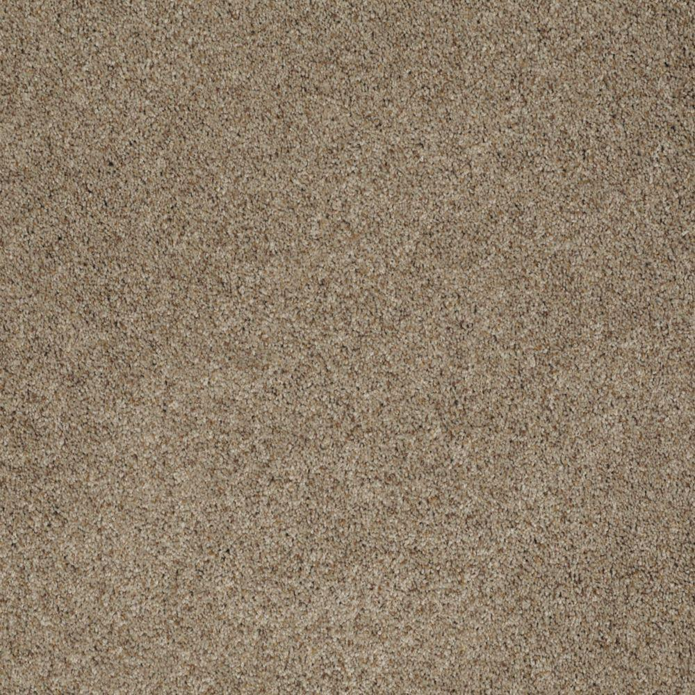 SoftSpring Impeccable I - Color Boardwalk 12 ft. Carpet