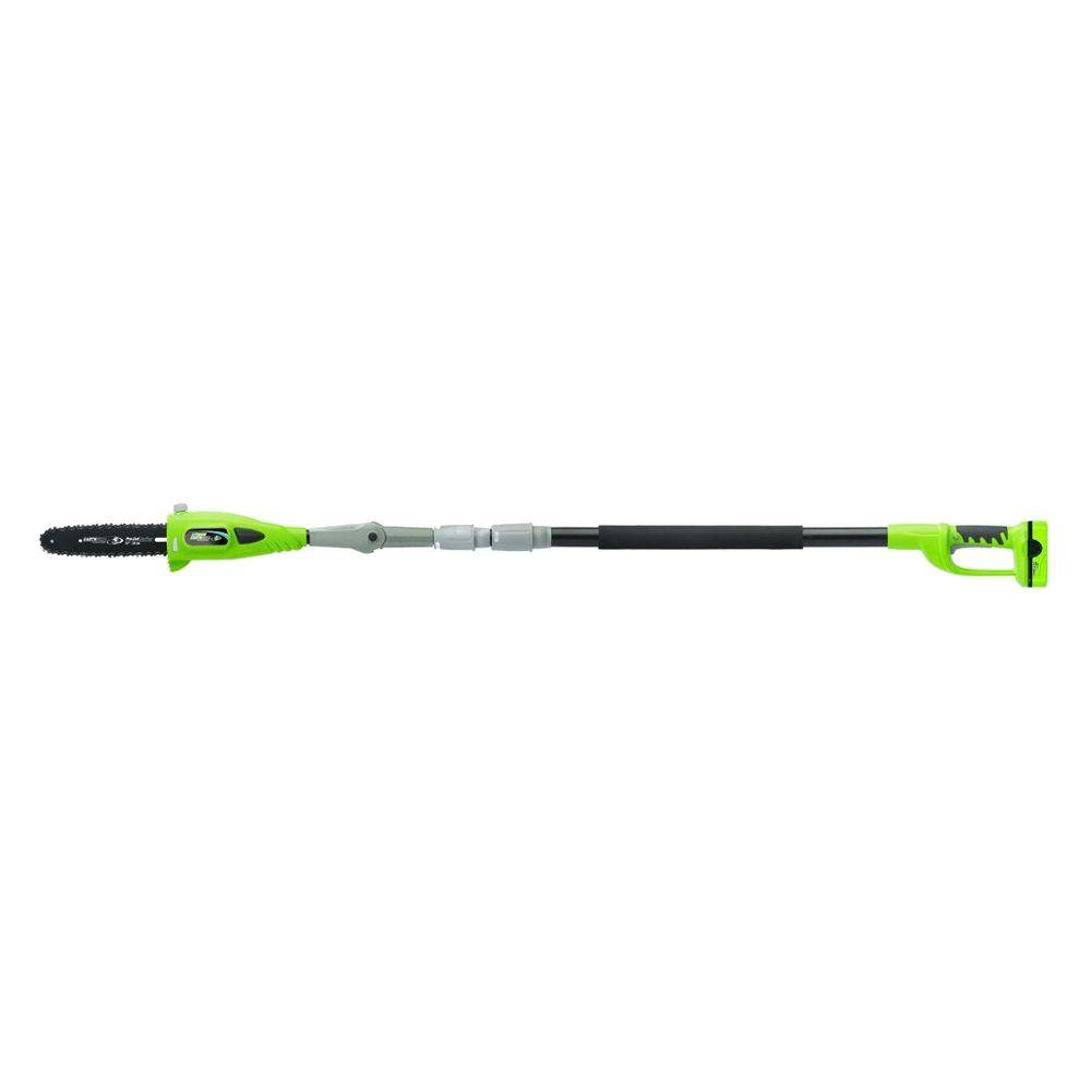 Earthwise 10 in. Lithium-Ion Cordless Pole Saw
