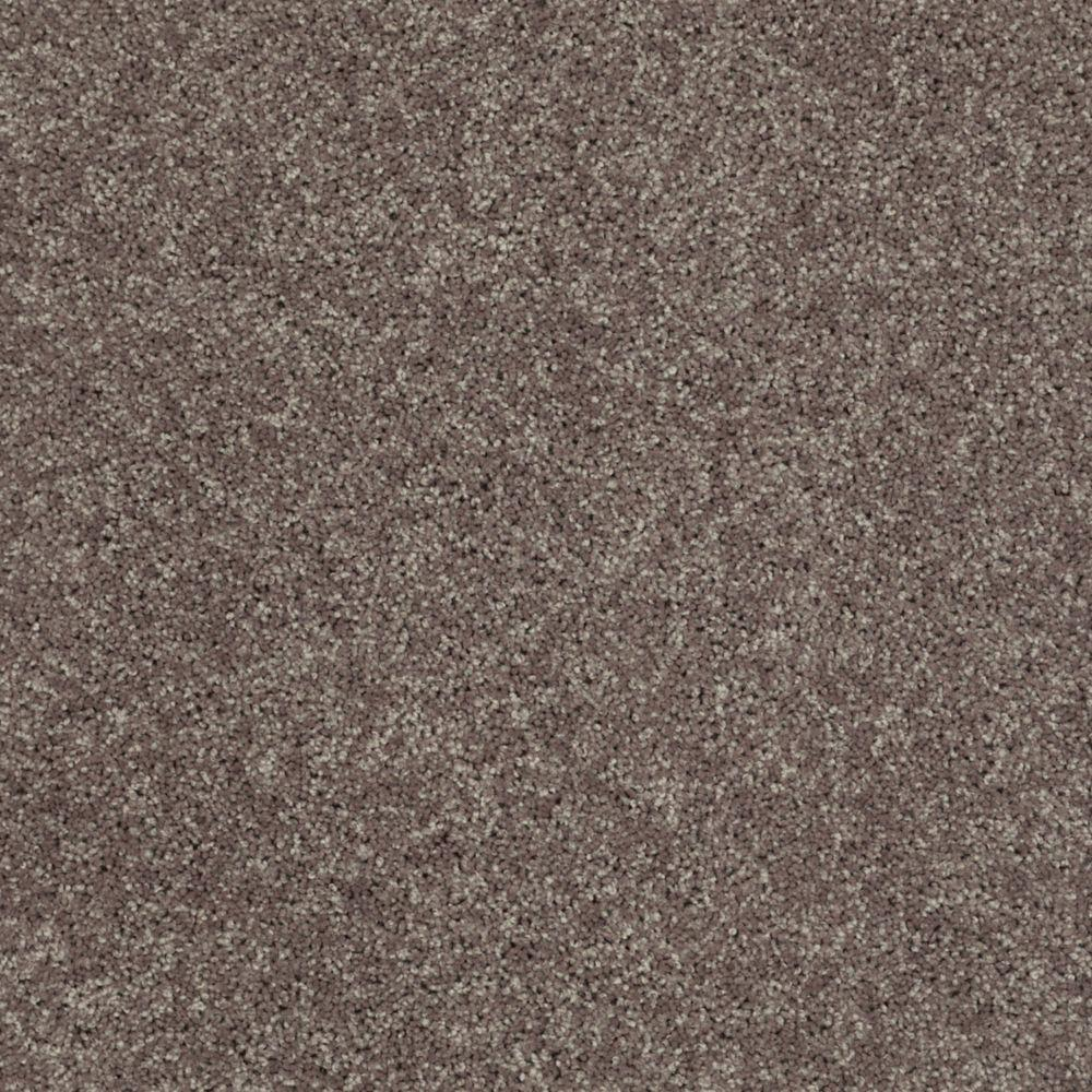 TrafficMASTER Palmdale II - Color Soft Leather 12 ft. Carpet