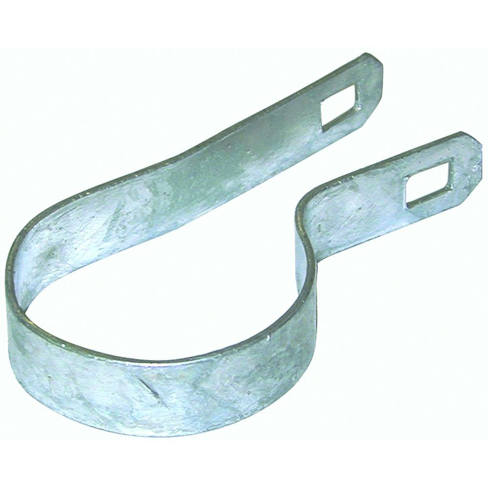 YARDGARD 2-3/8 in. Galvanized Steel Tension Band