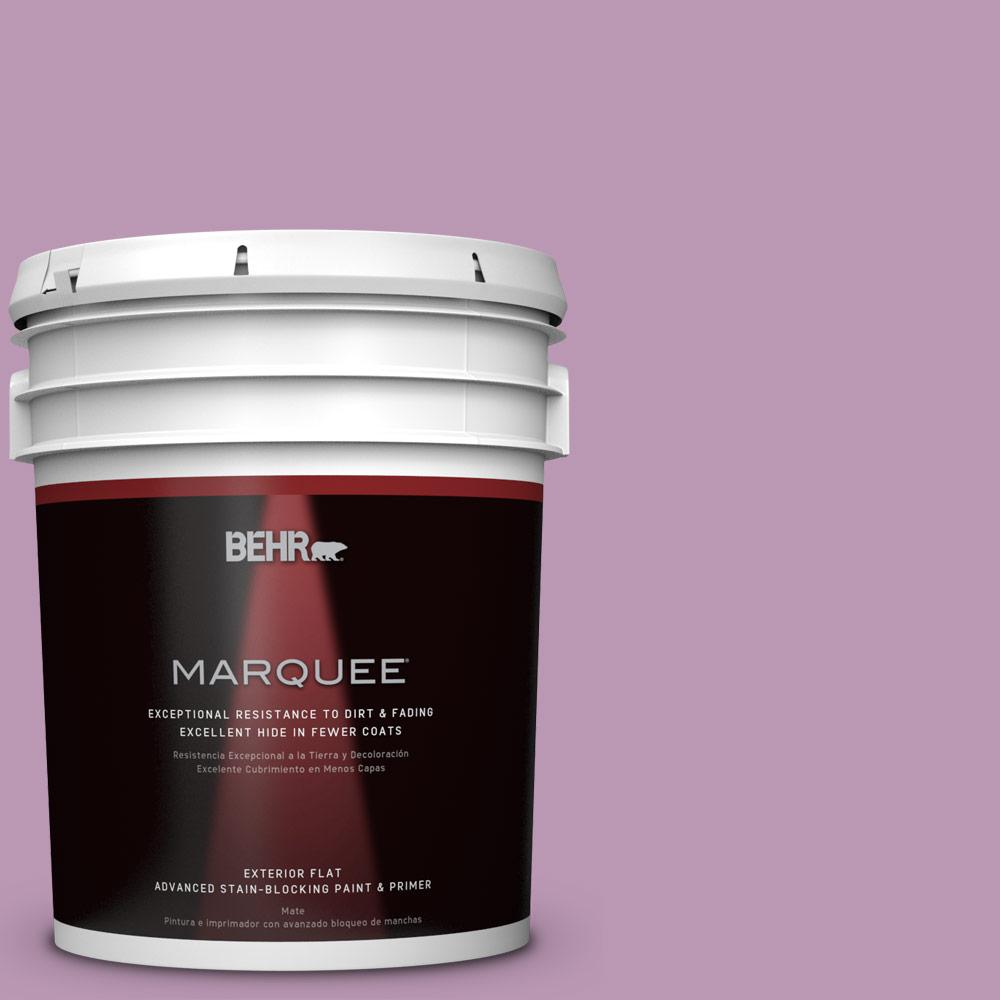 5-gal. #M110-4 Cherished Flat Exterior Paint
