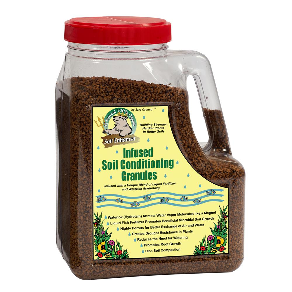Trident's Pride by Bare Ground 5 lb. Ready-to-Use Soil Conditioning Granules