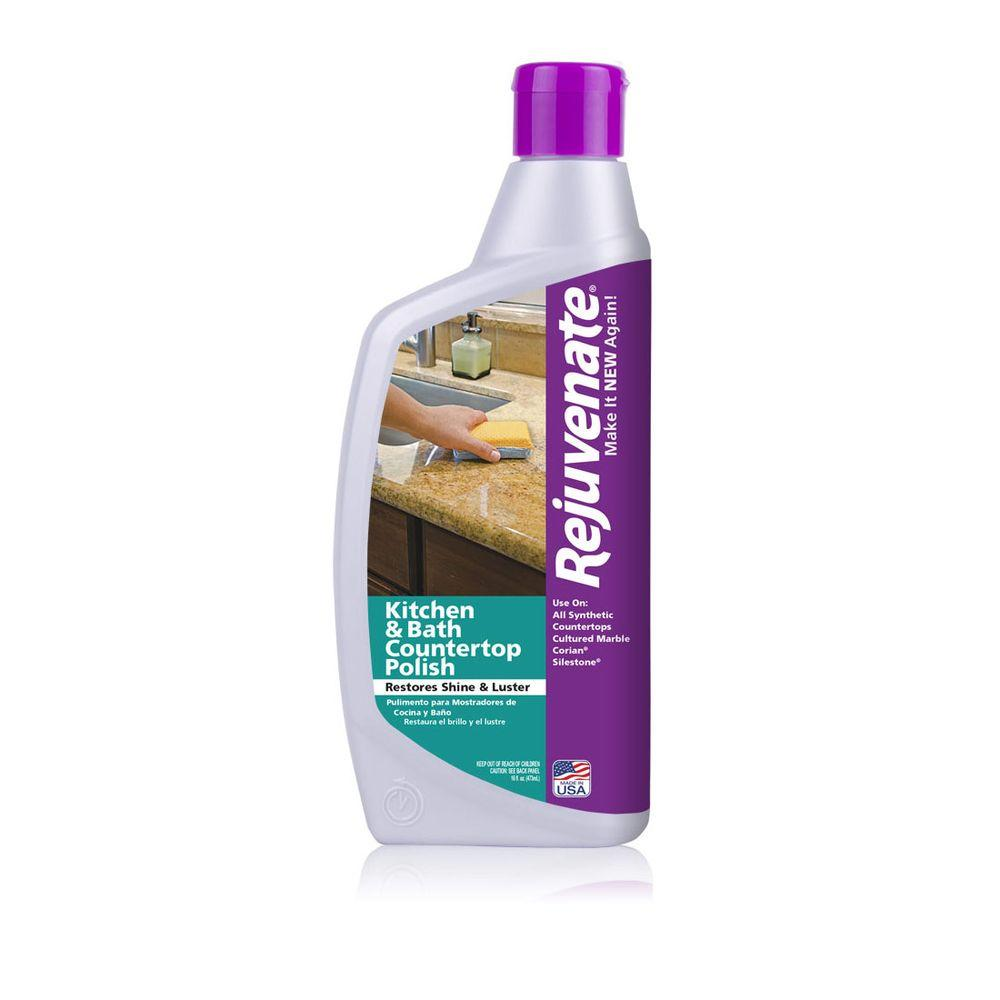 Rejuvenate 16 oz. Countertop Polish
