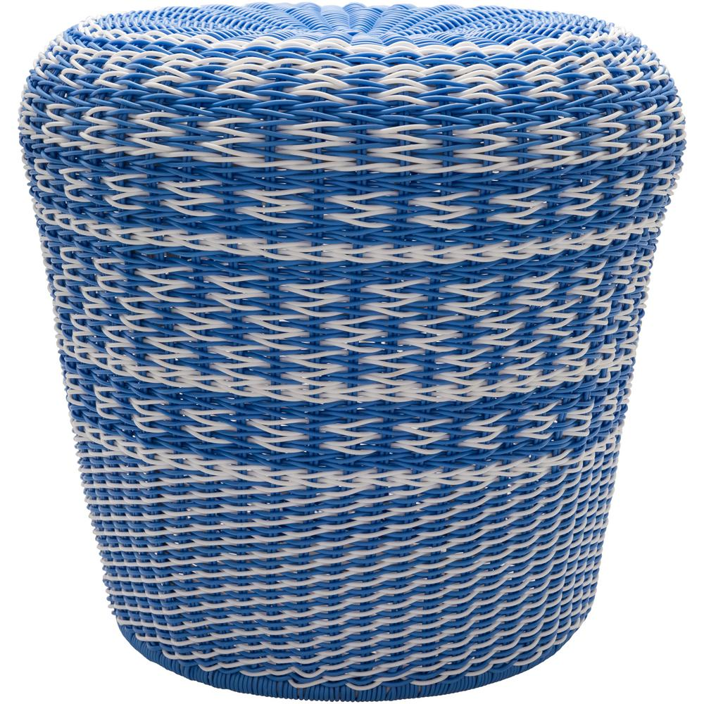 Tuscarawas Stool in Bright Blue