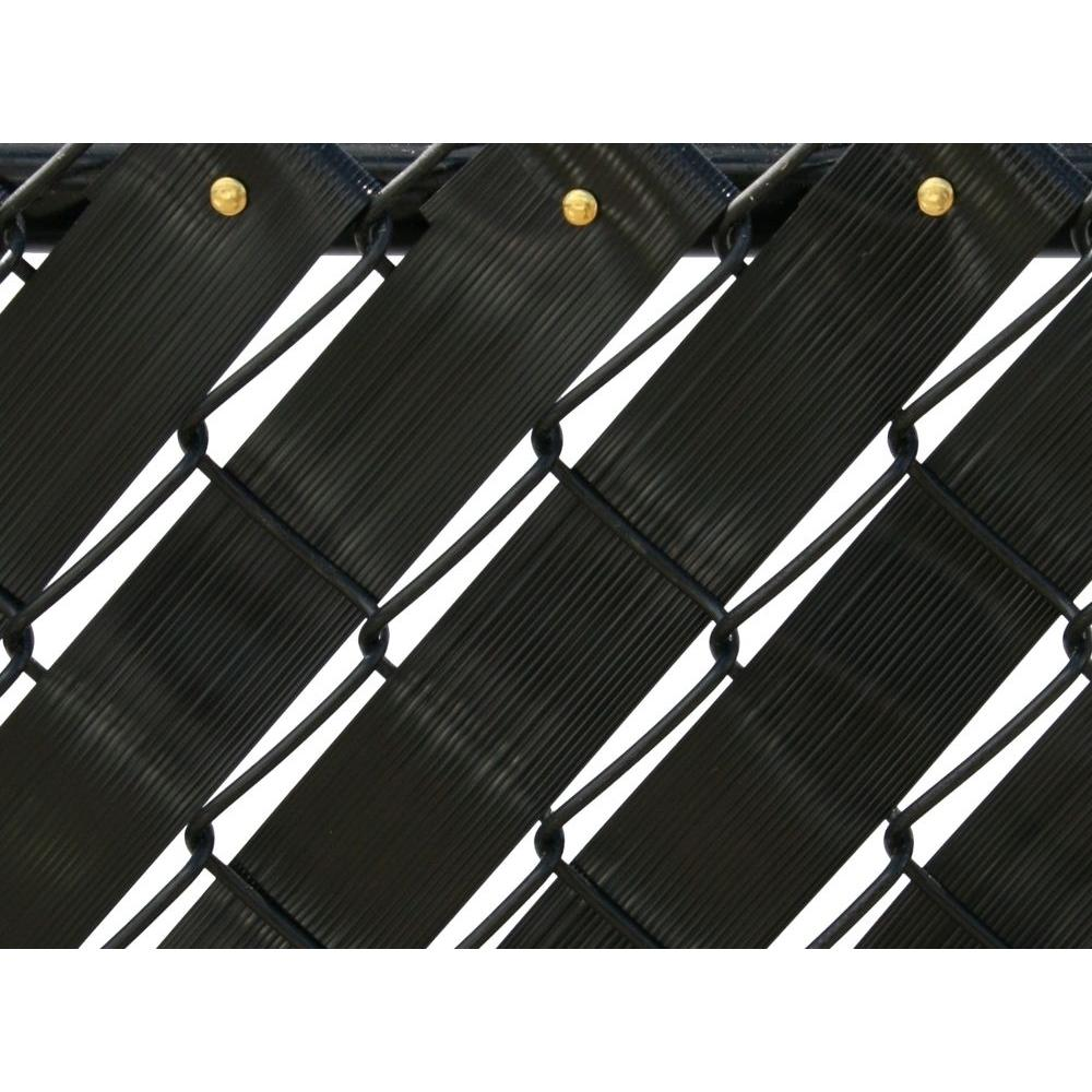 250 ft. Fence Weave Roll in Black