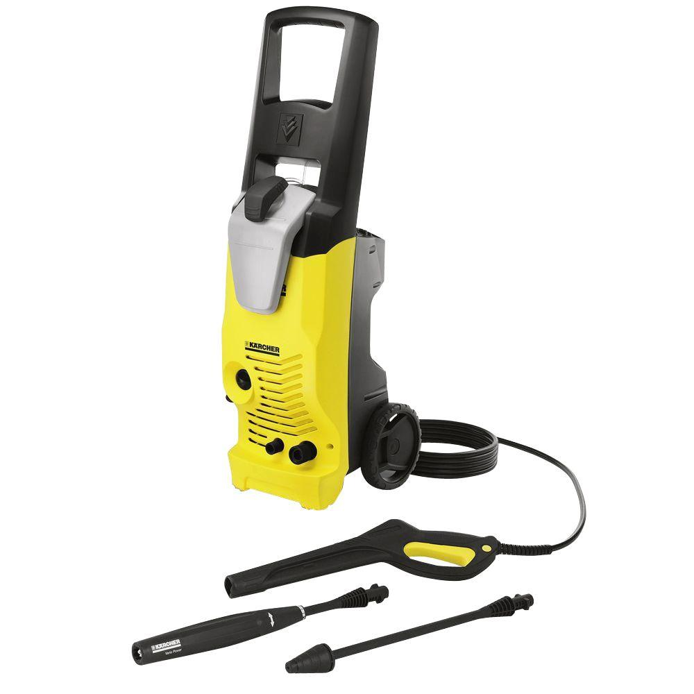 Karcher 1800-PSI 1.5-GPM Electric Pressure Washer