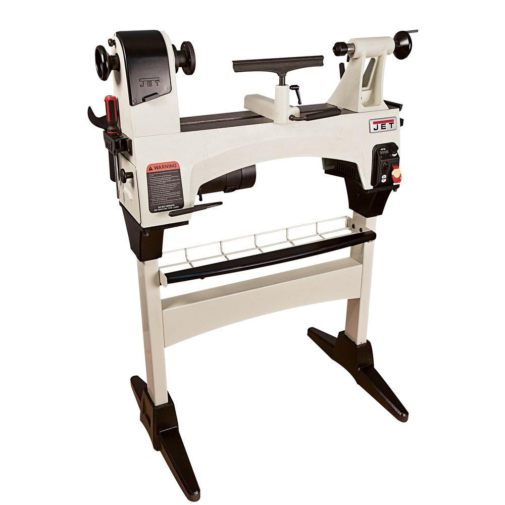 JET 12 in. Woodworking Lathe Stand