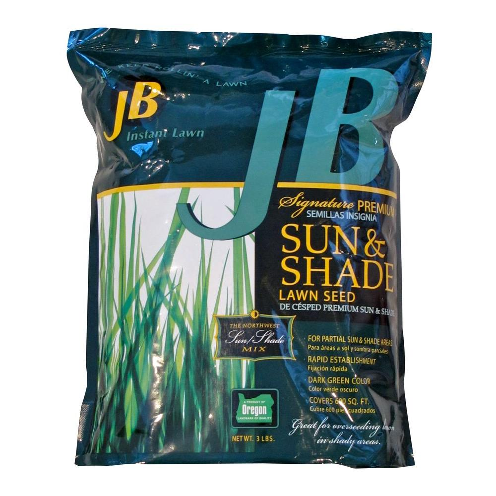 3 lb. Sun and Shade Lawn Seed