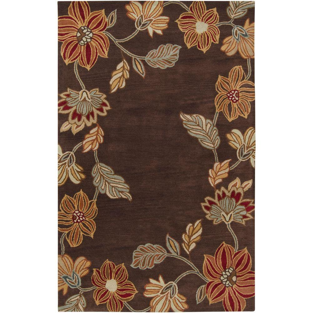 Artistic Weavers Anderson Chocolate 2 ft. x 3 ft. Accent Rug-DISCONTINUED