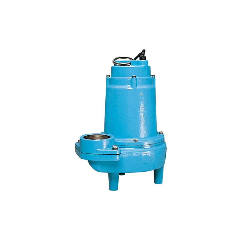 Little Giant 14S-DPLX 14S Series .5 HP Submersible Sewage Pump