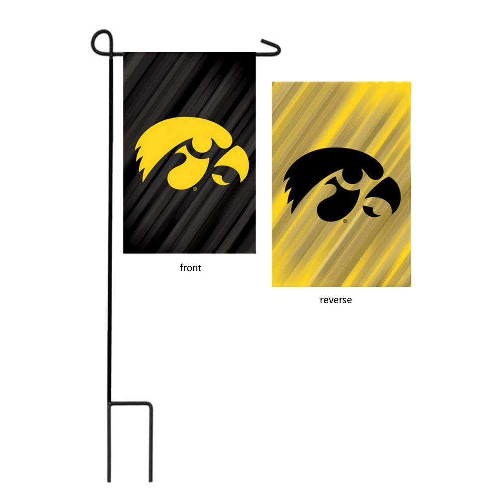 Fan Essentials NCAA 18 in. x 12.5 in. University of Iowa