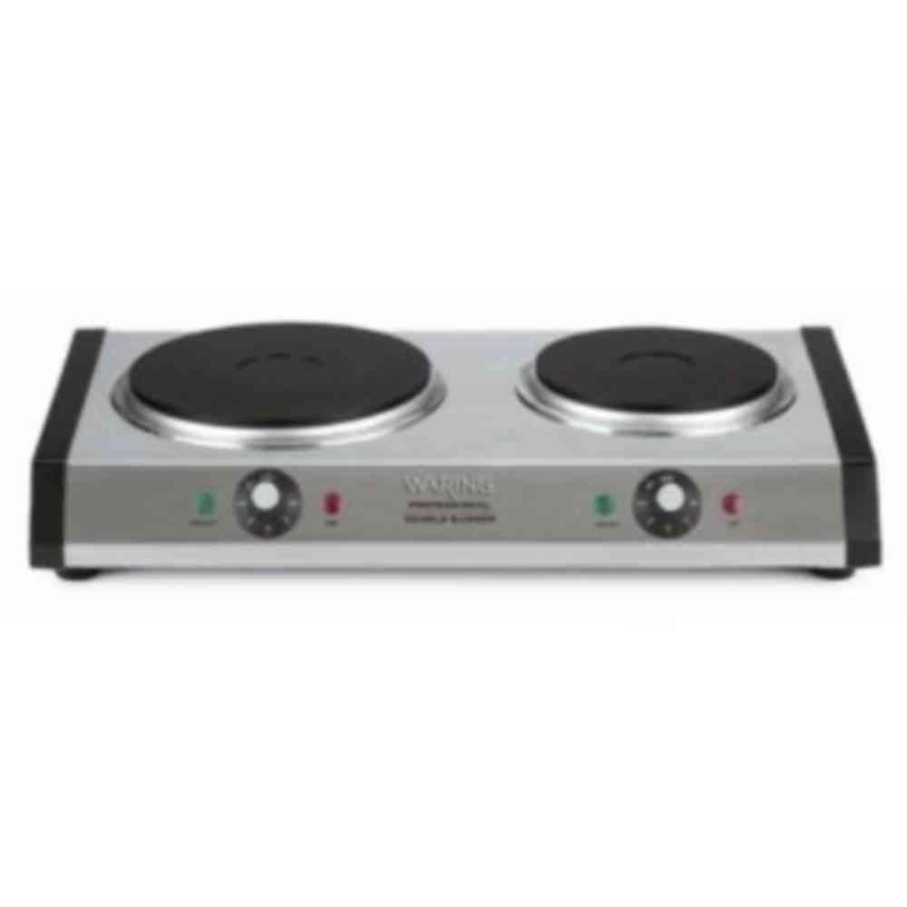 Waring Pro Portable Double Burner