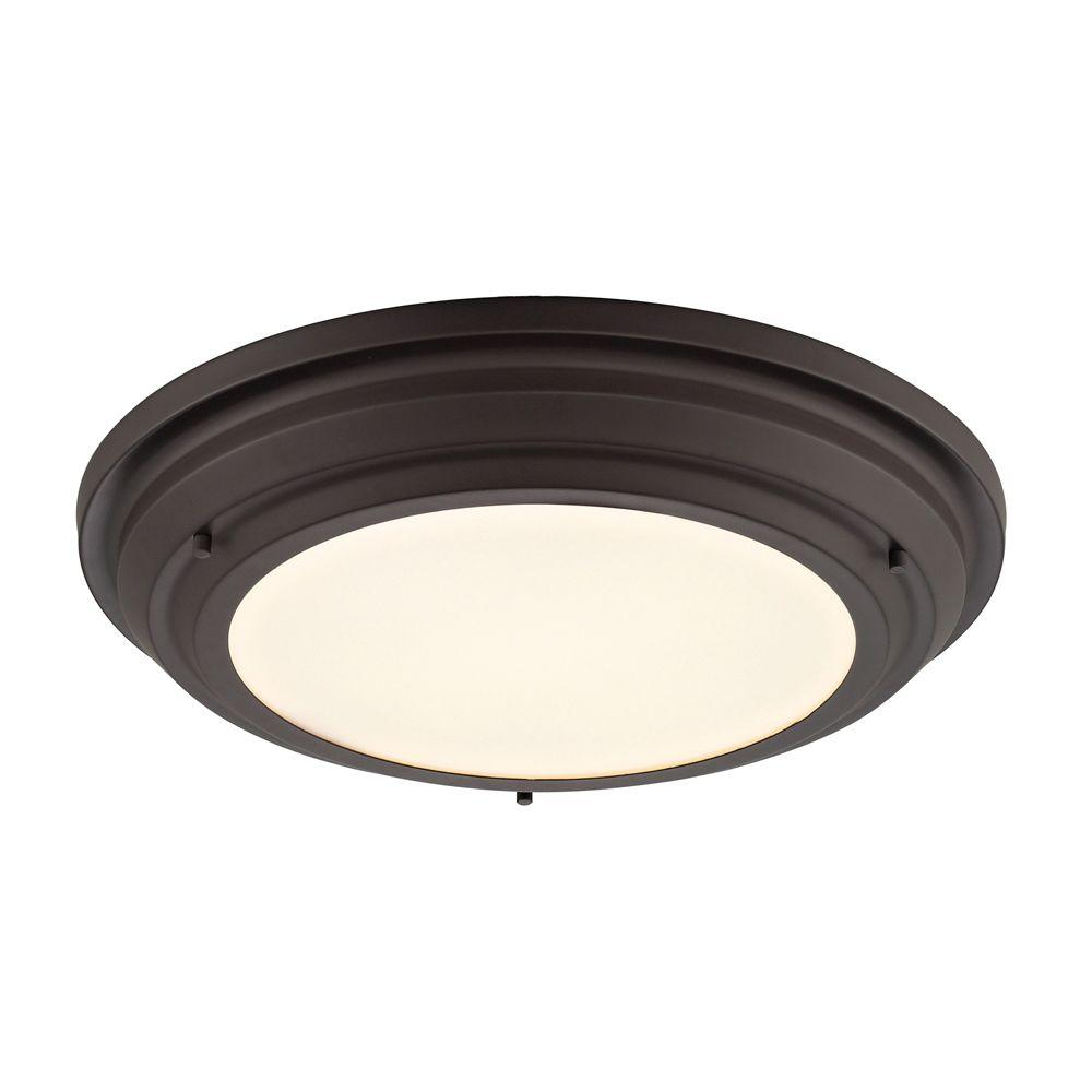 Titan Lighting Buellton Collection 2-Light Oil-Rubbed Bronze LED