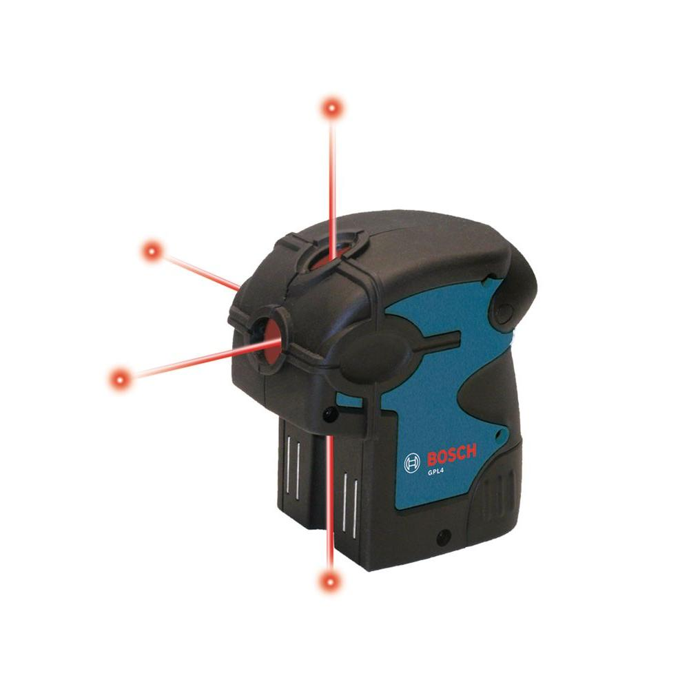 Bosch 4 Point Laser Self Leveling