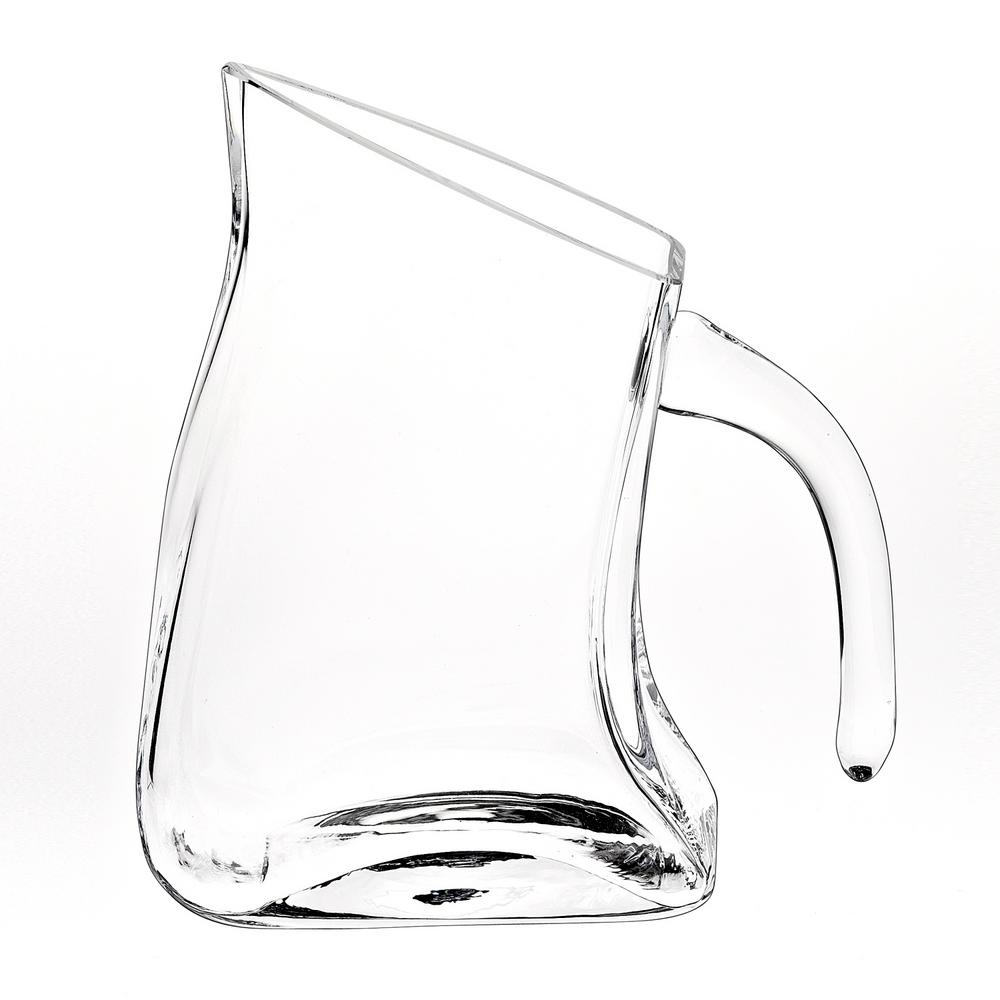 8 in. High Celina Flat Pitcher