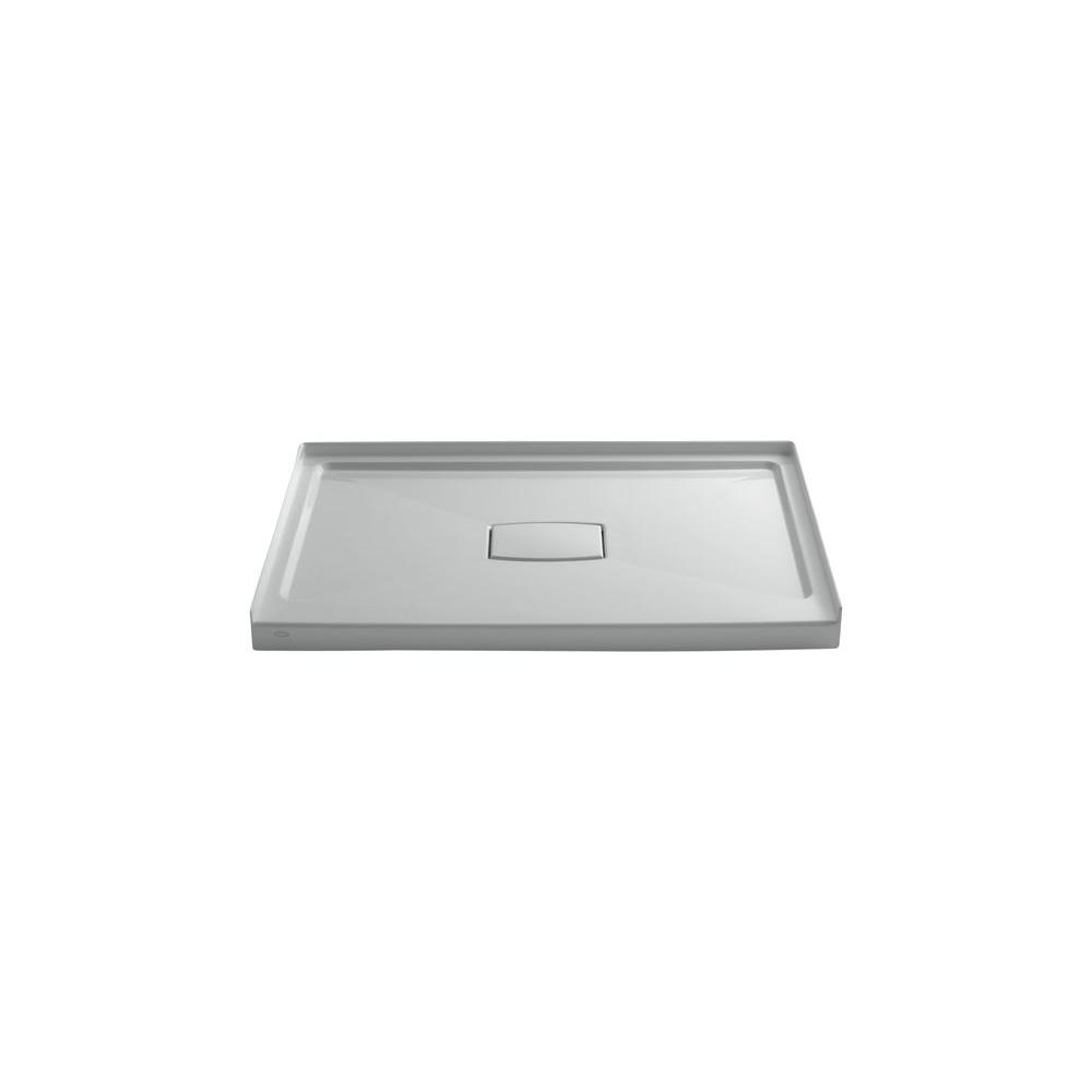 KOHLER Archer 48 in. x 36 in. Single Shower Receptor with